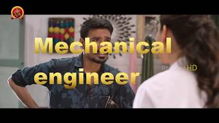 What if a girl rejects an mechanical engineer's love proposal