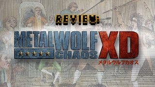 Review: Metal Wolf Chaos XD