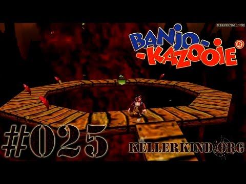 Banjo-Kazooie #025 – Click Clock Wood – Herbst – Teil 2 ★ Let's Play Banjo-Kazooie [HD|60FPS]