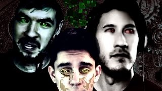 You Die Tonight - A Darkiplier, Antisepticeye, and Dark  Ethan edit (Build Our Machine by DA Games)