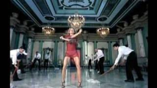 Baila Casanova - Paulina Rubio  (Video)