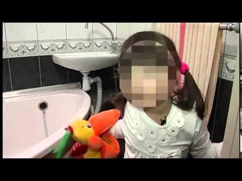 ОТЕЦ ПЕДОФИЛ! Маленькая девочка рассказывает о произошедшем.