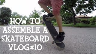 How Build Assemble Skateboard Tacticscom (9 14 MB) 320 Kbps