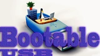 How To Make Linux Bootable Off A USB Stick (linux Live Usb Creator)