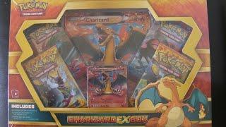 Charizard-EX Box - Pokémon TCG Opening Adventures 2!