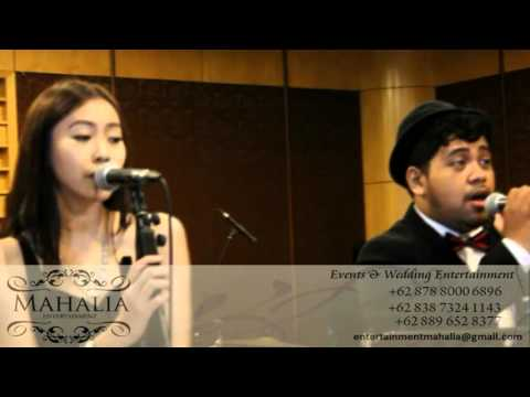 Terpesona - Glenn Fredly & Audy (COVER) By MAHALIA ENTERTAINMENT