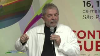 Discurso de Lula no IV Encontro de Blogueiros