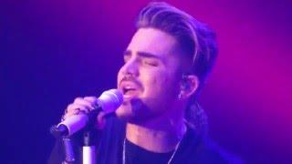 Adam Lambert — Underground & Rumours [Celebrate 2016 Encore]