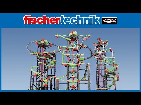 fischertechnik PROFI Dynamic XXL - Kugelbahn -