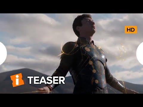 , title : 'Eternos | Teaser Trailer Dublado
