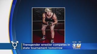 Transgender Wrestler Competes In State Tournament