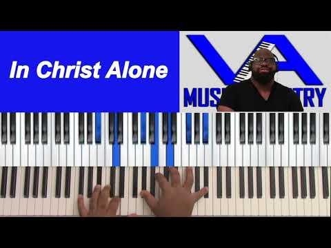 In Christ Alone by Adrienne Liesching & Geoff Moore