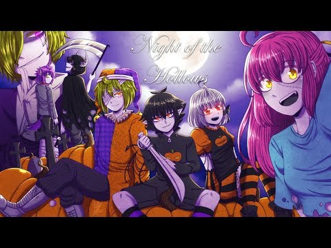 【VOCALOID Original Spanish Song】  Night of the Hollows 【8 VOCALOIDS】