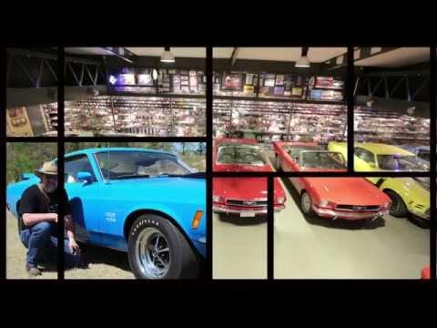 Eurooppalaisen harrastajan uskomaton ennätyskokoelma esittelyssä: 5500 Mustangia pienoismalleina ja oikeassa koossa