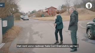 """Artikkelbilde for """"Fikk boligen oversvømt etter ekstremregn"""""""