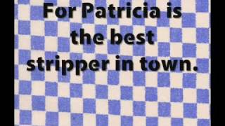 Chris de Burgh Patricia the Stripper Lyrics