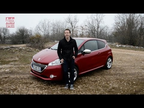 Peugeot 208 GTi review - Auto Express
