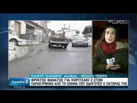 Φρικτός θάνατος για κοριτσάκι 2 ετών που παρασύρθηκε από όχημα που οδηγ. ο πατέρας της|14/01/20| ΕΡΤ