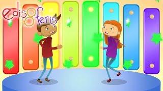 Dans Et Eğlen Alkışla Şarkısı ve Edis & Feris ile 30 Dakika Çocuk Şarkıları Dinle