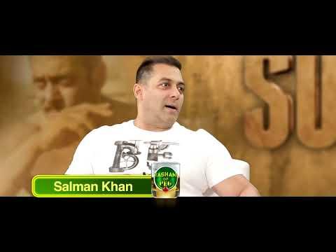 SALMAN KHAN | SULTAN | FULL INTERVIEW | B JAY RANDHAWA | TASHAN DA PEG | 9X TASHAN