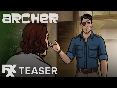 Archer Season 9 (Promo 'List')
