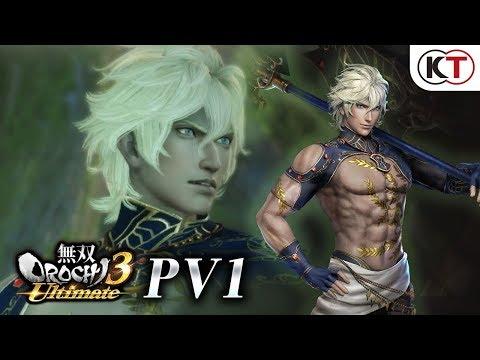 《無雙OROCHI 蛇魔3 Ultimate》最新PV