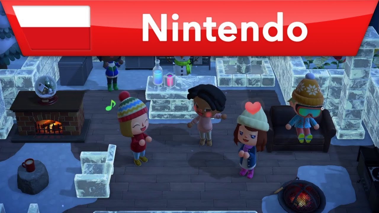 Animal Crossing: New Horizons - Zaczyna się zima! | Nintendo Switch
