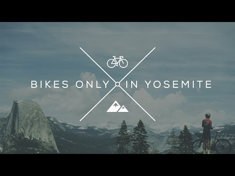 A Must Ride For Any Cyclist | BIKES ONLY DAY IN YOSEMITE