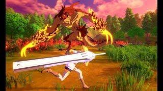 New Action Boss Battle Game - 'KurtzPel' Gameplay #ad