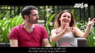 Cô Gái Ba Lan Dạy Salsa Tại Công Viên Việt  VTC
