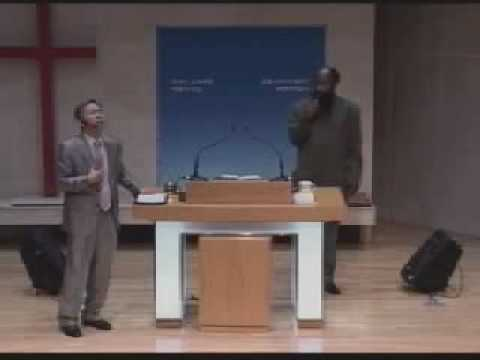 Dr  OWUOR Prophet of the Lord in Korea june 30 2010 pt  09