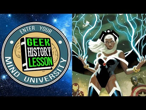 History of Storm (X-Men) - Geek History Lesson
