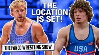 The Location for Dake vs. Dieringer is Set! – Here's Who Will Win   Fanco Wrestling Show