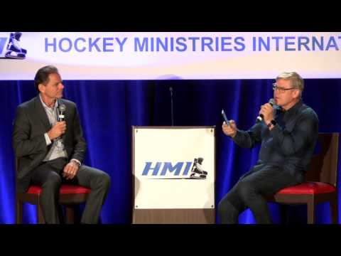 Ryan Walter Interviews Mike Gartner on Hockey and Faith