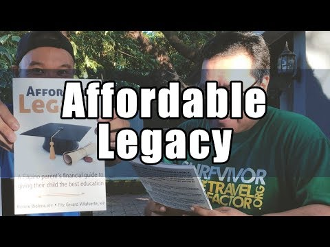 Affordable Legacy: A Book on Educational Planning