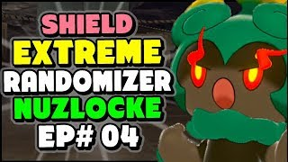 Marshadow  - (Pokémon) - MARSHADOW In The Galar Mine! - Pokemon Sword and Shield Extreme Randomizer Nuzlocke Episode 4