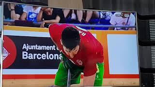 Final Do Mundial De Hoquéi De Patins Portugal Vs Argentina