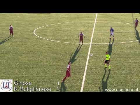 Preview video GINOSA-R.RUTIGLIANESE 1-0 Vittoria di misura e ritorno in zona play-off