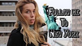 New York | Шоппинг в Нью Йорке |Наш ОТЕЛЬ | Мои покупки | Поход на мюзикл Хамильтон