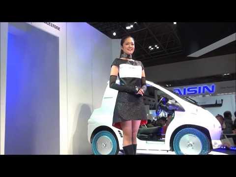 ブリヂストンのセクシーコンパニオンスペシャル!! 東京モーターショー2013