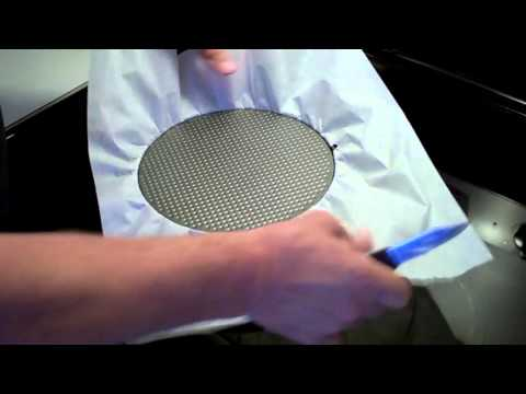 How To Line The Bottom Of A Spring Form Pan With Parchment Paper - My Way