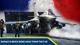 F-35 Lightning II Stealth Fighter Jet vs Dassault Rafale Fighter Jet – Which would win