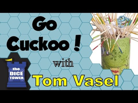 Go Cuckoo! Review - with Tom Vasel