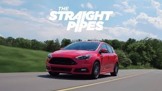 2017 Ford Focus ST Review - I love this car - Yuri and Jakub Go For a Drive