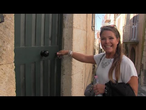 La historia de la argentina que compró una casa por un euro en Sicilia