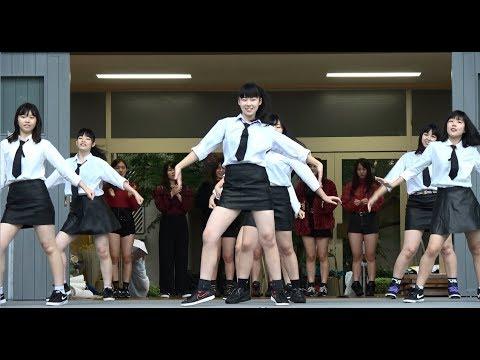 常磐大学高等学校ダンス部3回目『MR.TAXI 』ときわ祭2017 ▶3:59