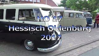 7th International Vintage Volkswagen Show - Hessisch Oldendorf 2017 - HO 17