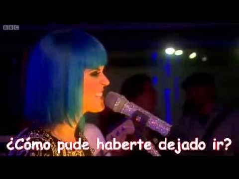 Katy Perry - Thinking of you- Traducida al español