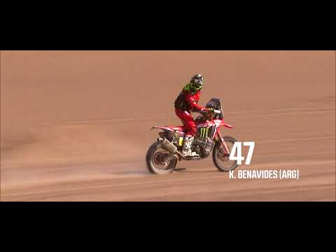 Monster Energy Honda Team Dakar 2019 Video   Stage 5