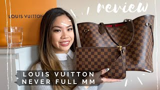 LOUIS VUITTON NEVERFULL MM | REVIEW/CHAT